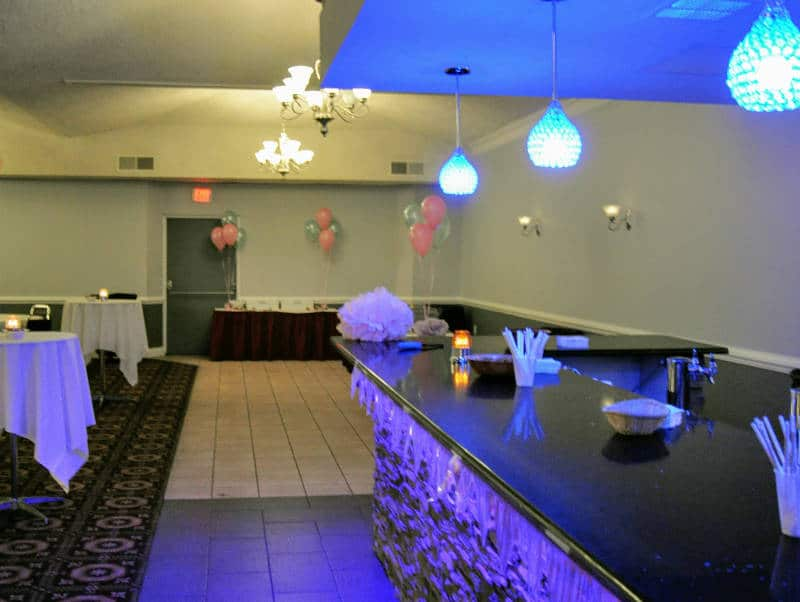 Rosensteel Hall - Columbian Ballroom Bar