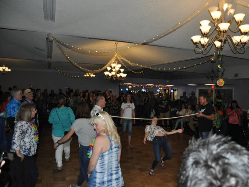 Rosensteel Hall Columbian Ballroom